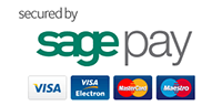 Secured by Sage-Pay